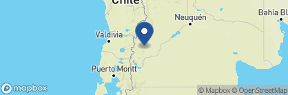 Map of Tipiliuke Lodge, Argentina