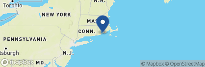 Map of The Almondy Bed & Breakfast Inn, New England