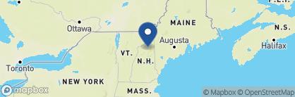 Map of Omni Mount Washington Resort, New England