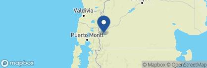 Map of Aldebarán Hotel & Spa, Argentina