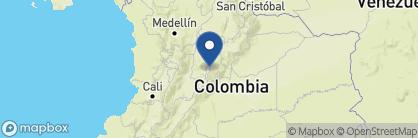 Map of Sofitel Bogotá Victoria Regia, Colombia