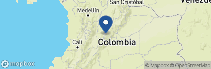 Map of Hotel Abadia Colonial, Colombia