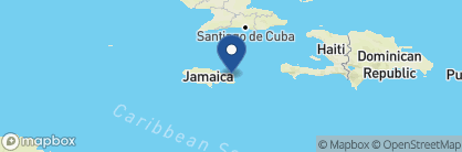 Map of Geejam, Jamaica