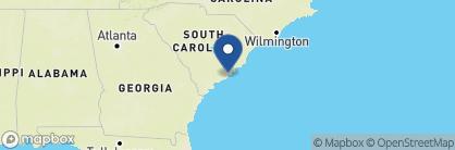 Map of Belmond Charleston Place, Deep South