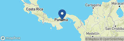 Map of Park Eden, Panama