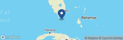 Map of Cheeca Lodge & Spa, USA