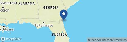 Map of Elizabeth Pointe Lodge, US