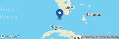 Map of Reach Resort, US
