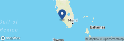 Map of Bellasera Hotel, USA