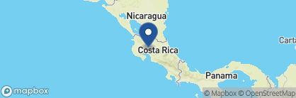 Map of Monteverde Cloud Forest Lodge, Costa Rica