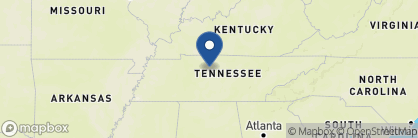 Map of Loews Vanderbilt Hotel, Deep South