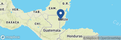 Map of Table Rock Jungle Lodge, Belize