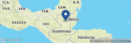 Map of Villa Maya, Guatemala