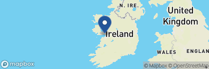 Map of Harbour Hotel Galway, Ireland