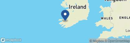 Map of Randles Hotel, Ireland