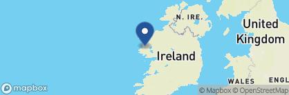 Map of Delphi Lodge, Ireland