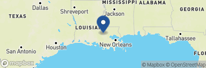 Map of Hotel Indigo Baton Rouge Downtown, Deep South