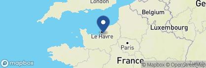 Map of Auberge de la Source, France