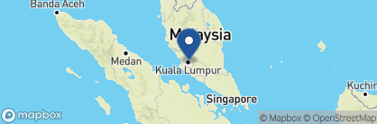 Map of Traders, Malaysia