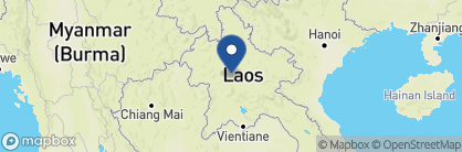 Map of Maison Dalabua, Laos