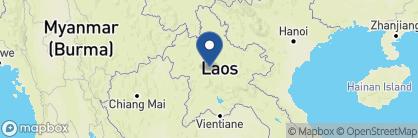 Map of Apsara Rive Droite, Laos