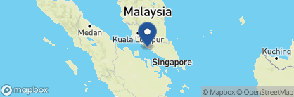 Map of Courtyard@Heeren, Malaysia