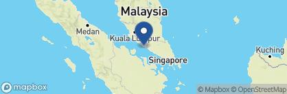 Map of Casa Del Rio, Malaysia
