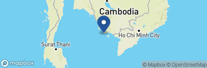 Map of Alila Villas Koh Russey, Cambodia