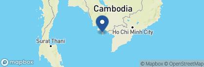Map of Chen Sea Resort & Spa, Vietnam
