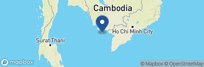 Map of Cassia Cottage, Vietnam
