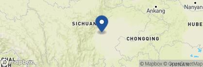 Map of Sofitel Chengdu, China