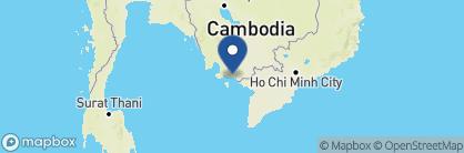 Map of Rikitikitavi, Cambodia