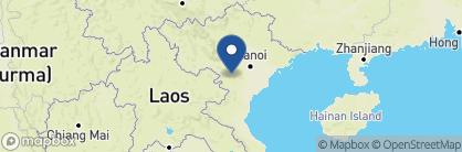 Map of Mai Chau Ecolodge, Vietnam