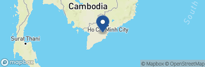 Map of Coco Riverside Lodge, Vietnam