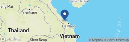 Map of Pilgrimage Village Hotel, Vietnam