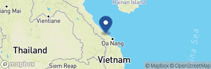 Map of AZERAI — La Residence Hue, Vietnam
