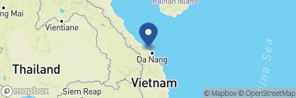 Map of Banyan Tree, Vietnam