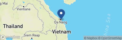 Map of Fusion Maia, Vietnam