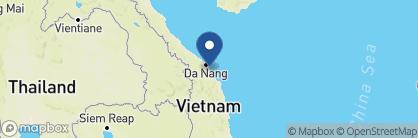 Map of Hoi An Chic Hotel, Vietnam