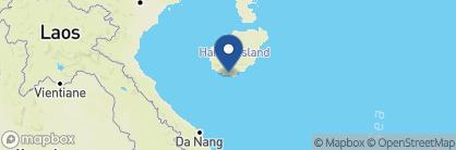 Map of Narada Resort & Spa Sanya, China