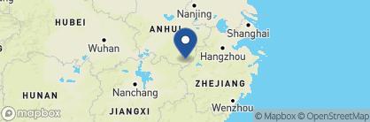 Map of Crowne Plaza, China