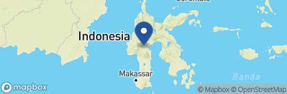 Map of Toraja Heritage Hotel, Indonesia
