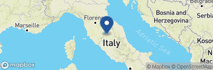 Map of Borgo Dei Conti Resort, Italy