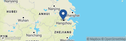 Map of Amanfayun, China