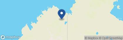Map of Emma Gorge Resort, Australia