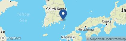 Map of Park Hyatt Busan, South Korea