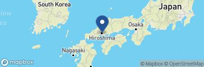 Map of ANA Crowne Plaza Hotel, Japan