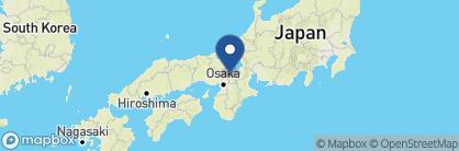 Map of Sakura Terrace The Gallery, Japan