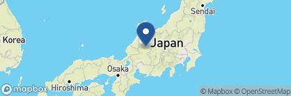 Map of Hotel Associa, Japan
