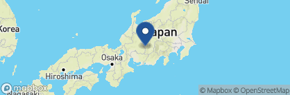 Map of Fujioto Ryokan, Japan